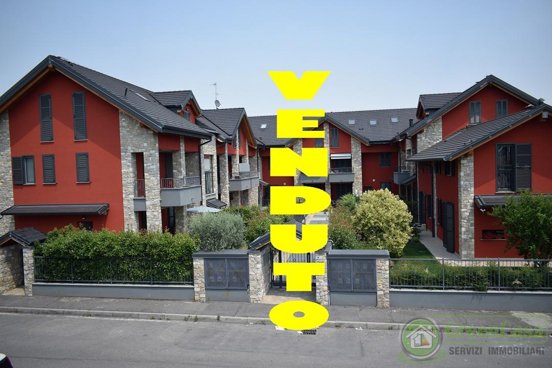 appartamento vendita cavenago di brianza