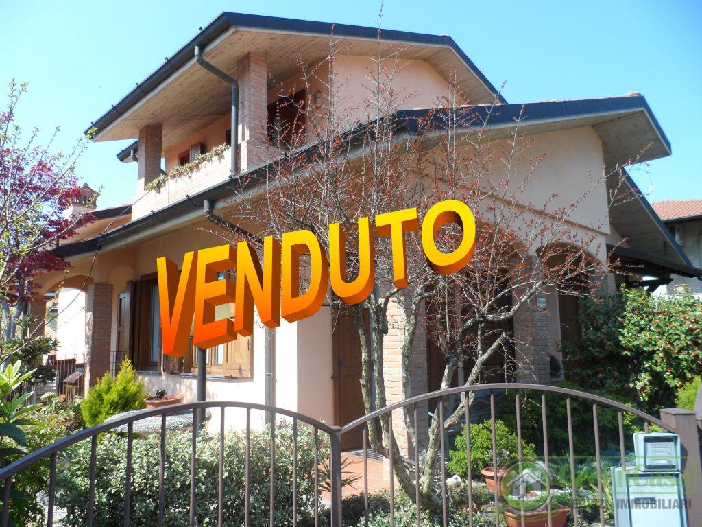 villa vendita busnago