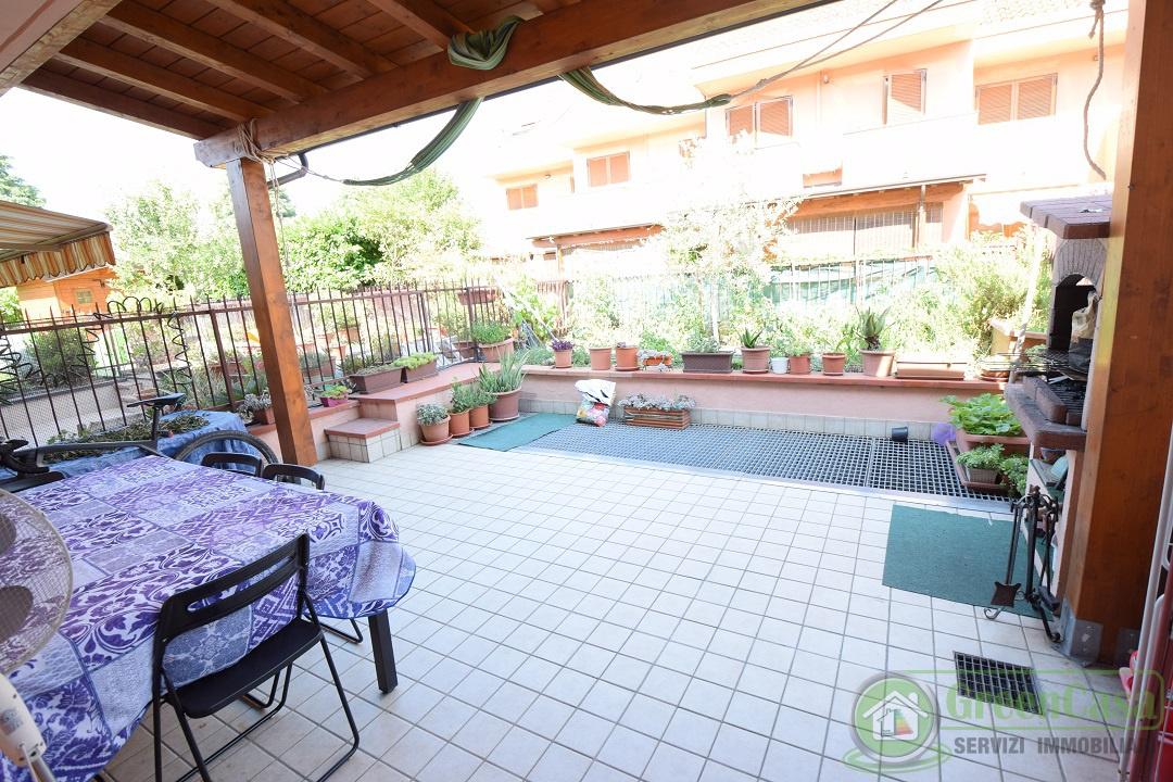 villa vendita ornago